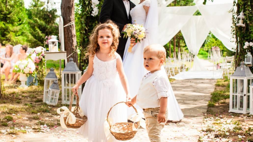Zabawa weselna - z dziećmi czy bez