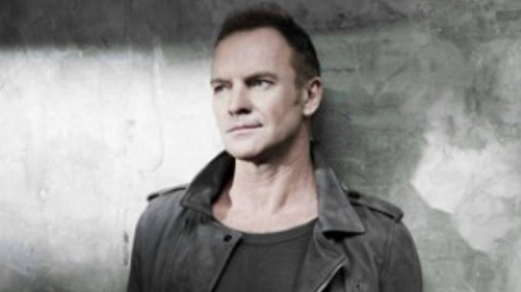 Sting nagrywa płytę