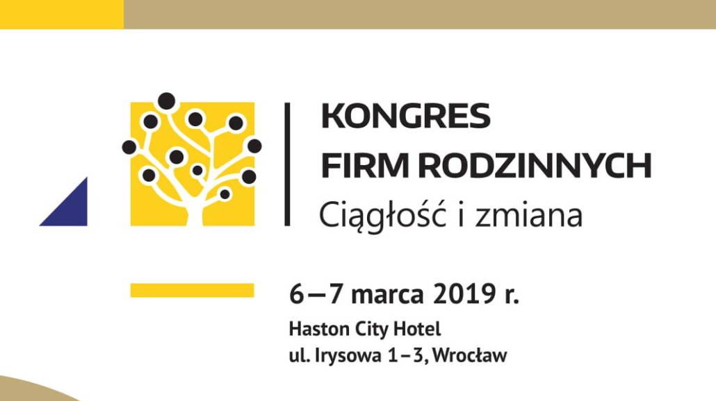 Kongres odbędzie się w dniach 6-7 marca 2019 roku.
