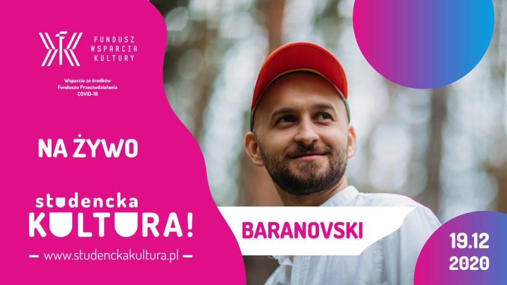 BARANOVSKI kncert online
