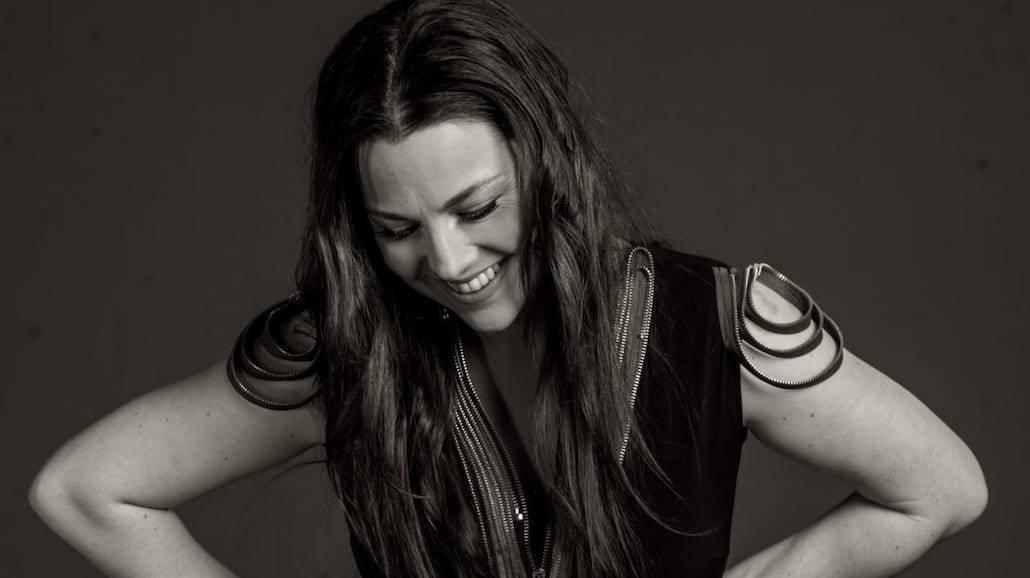 Amy Lee z Evanescence z solowym utworem na Walentynki [WIDEO]