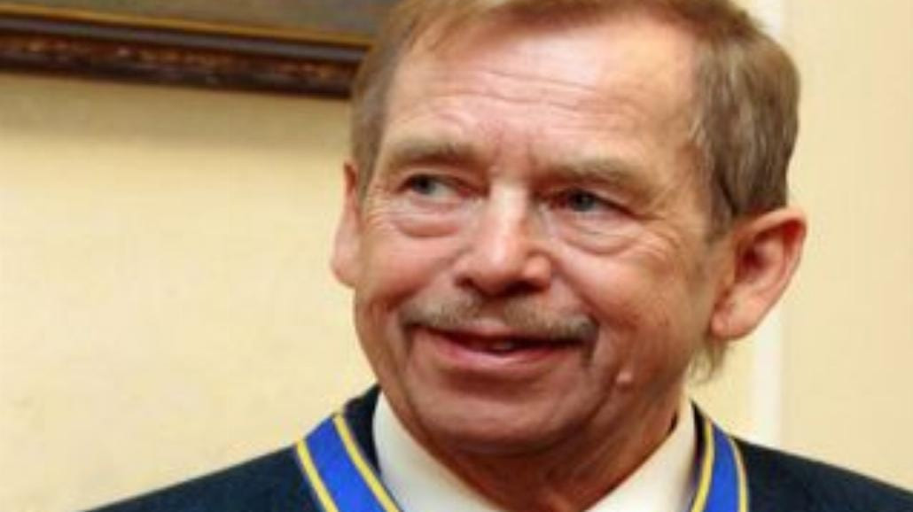 "Václav Havel: ""Tylko krótko, proszę"""