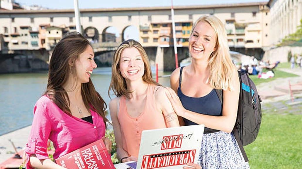 Sprachcaffe to szkoła językowa, ktÃłra organizuje kursy języka włoskiego we Włoszech.