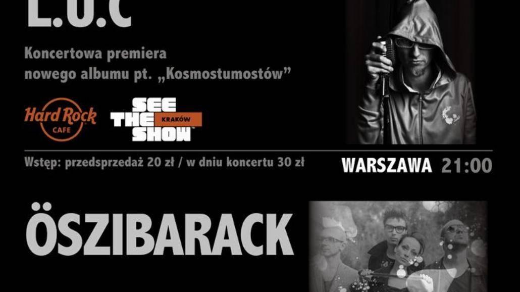 Granie Na Żywo – L.U.C w Krakowie