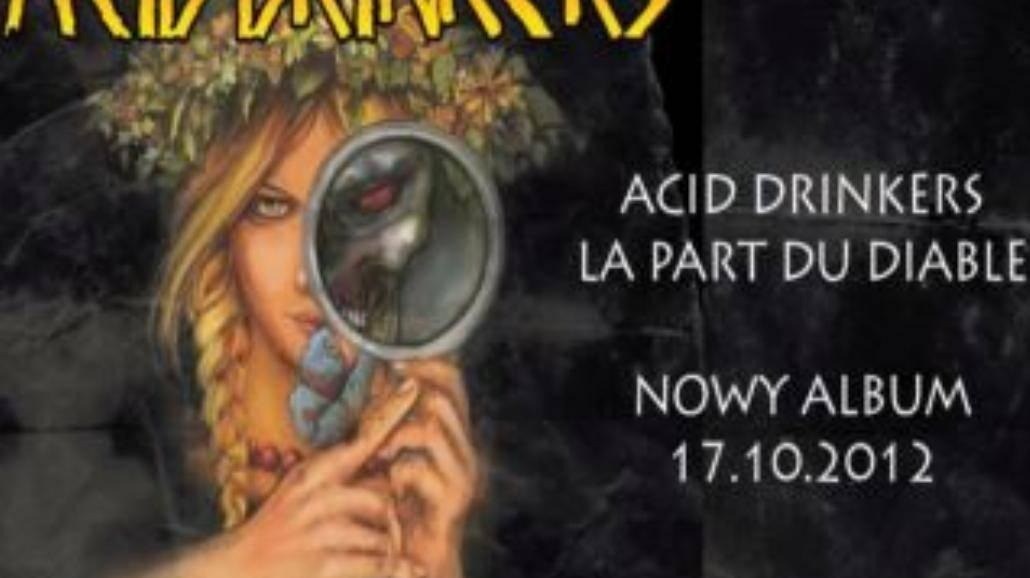 Sprawdź nowy singiel Acid Drinkers!