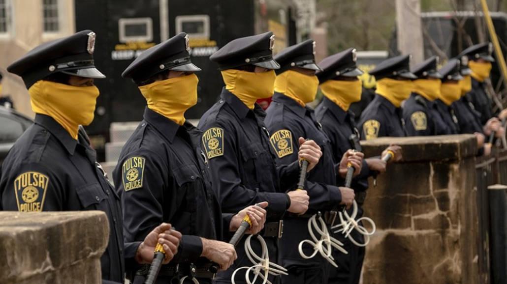 Watchmen - serial HBO