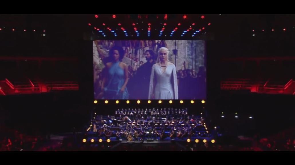 """Dźwięki Westeros w Krakowie. Zobacz koncert z """"Gry o tron"""" [WIDEO]"""