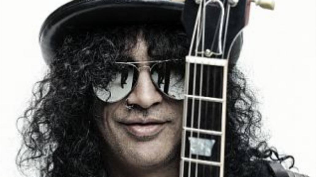 Slash zapowiada nowy album!