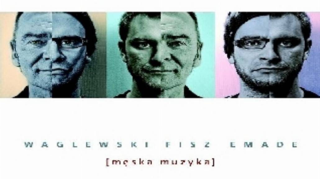 Waglewski z synami w bydgoskim Mózgu