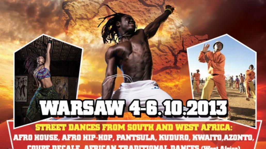 Festiwal Tańców Afrykańskich