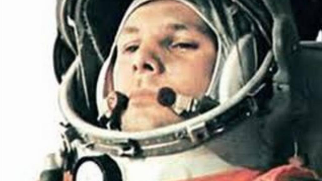 Poleć w kosmos z Jurijem Gagarinem!