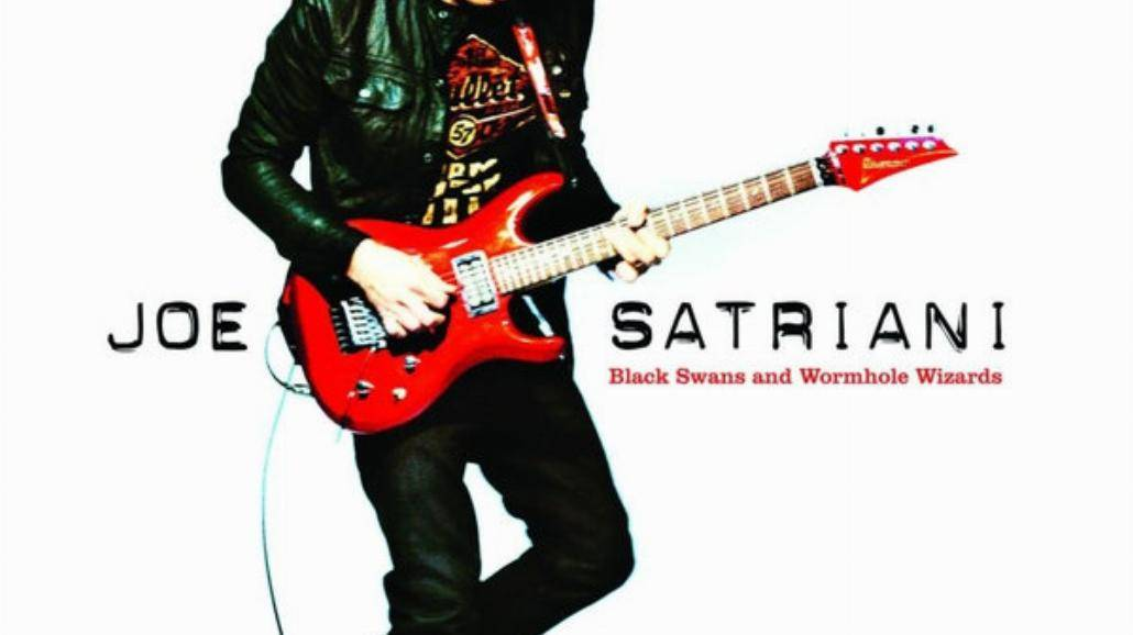 Szczegóły nowej płyty Satrianiego