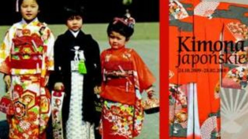 """Wystawa """"Kimona japońskie"""""""