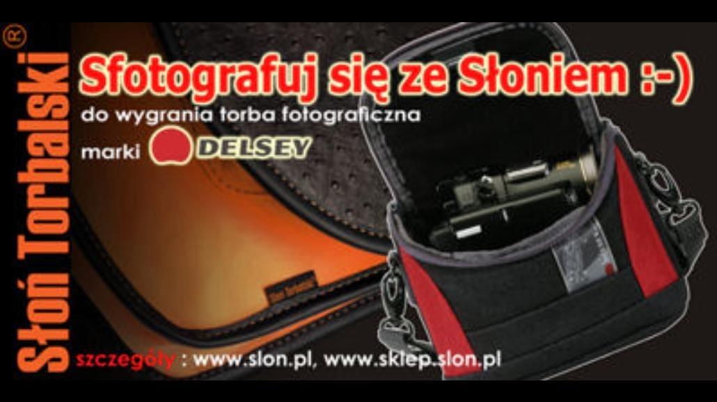 Konkurs - Sfotografuj Słonia