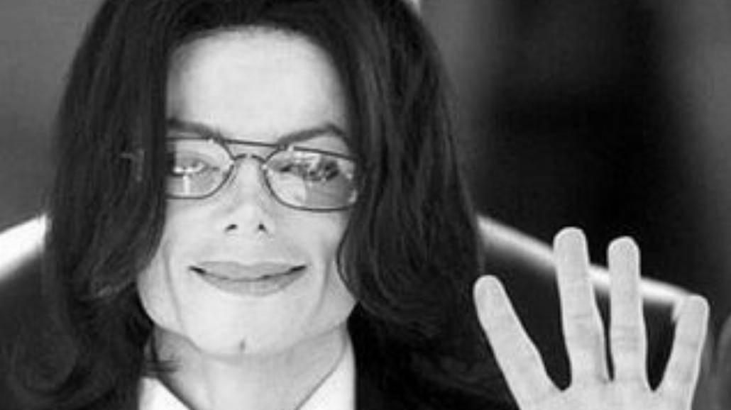Michael Jackson nie żyje