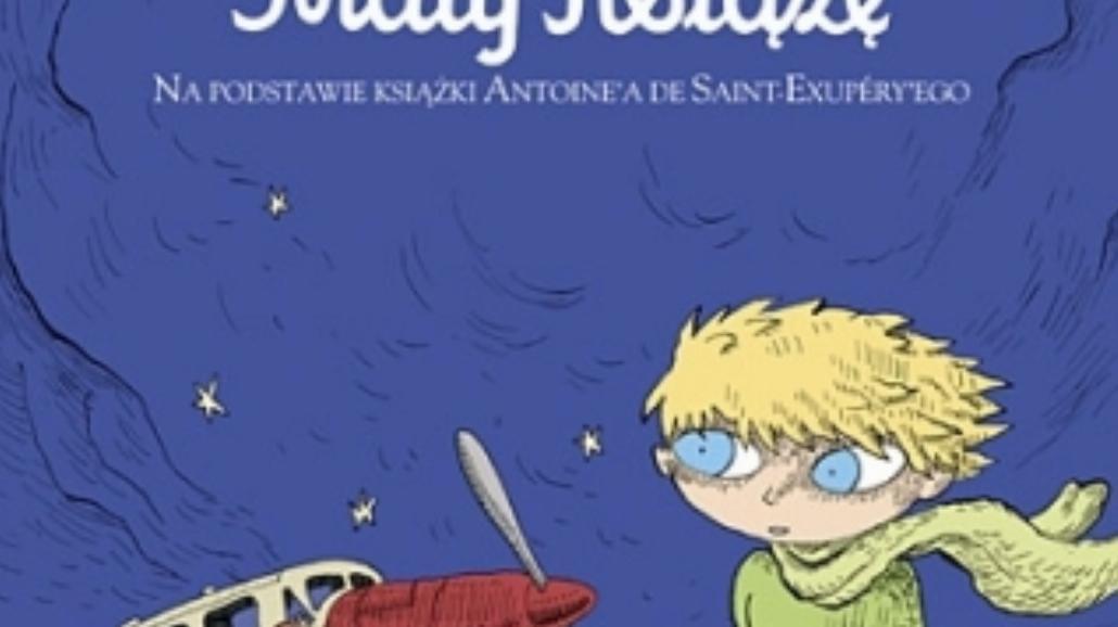 Komiksowy Mały Książę