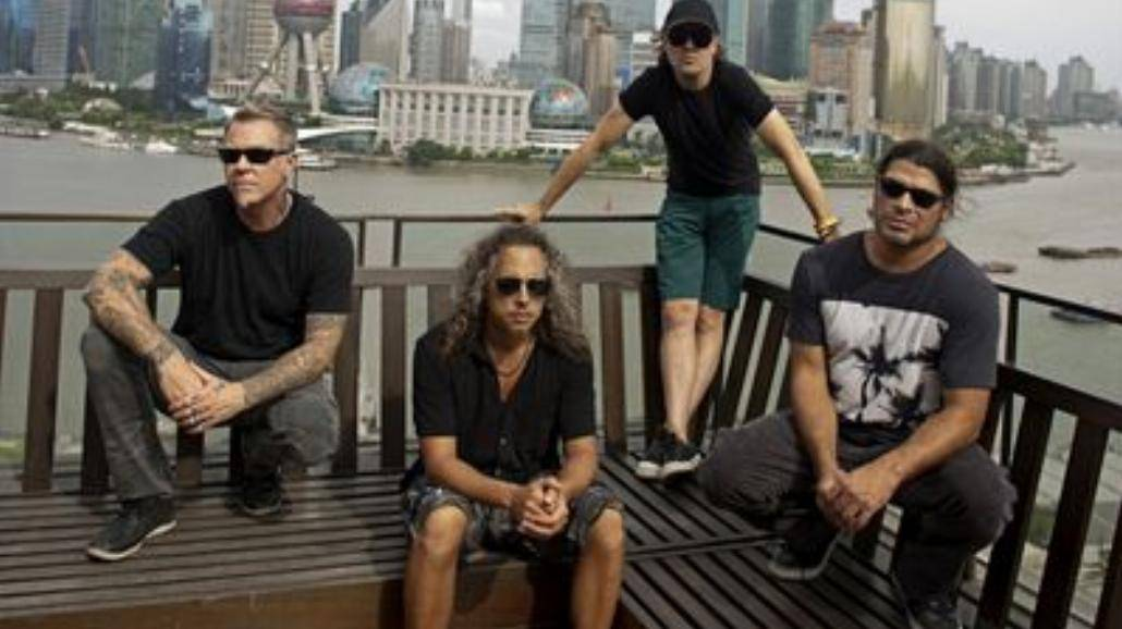 Rozpiska Sonisphere znana! Co zagra Metallica?