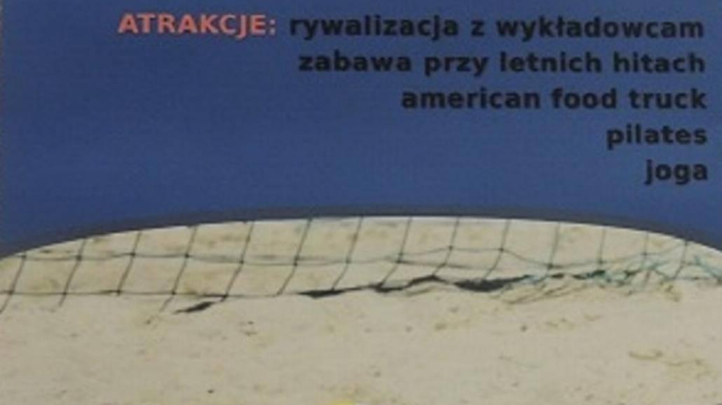 Plażowo-Luzacki Arcyturniej Siatkarski nad Morskim Okiem!