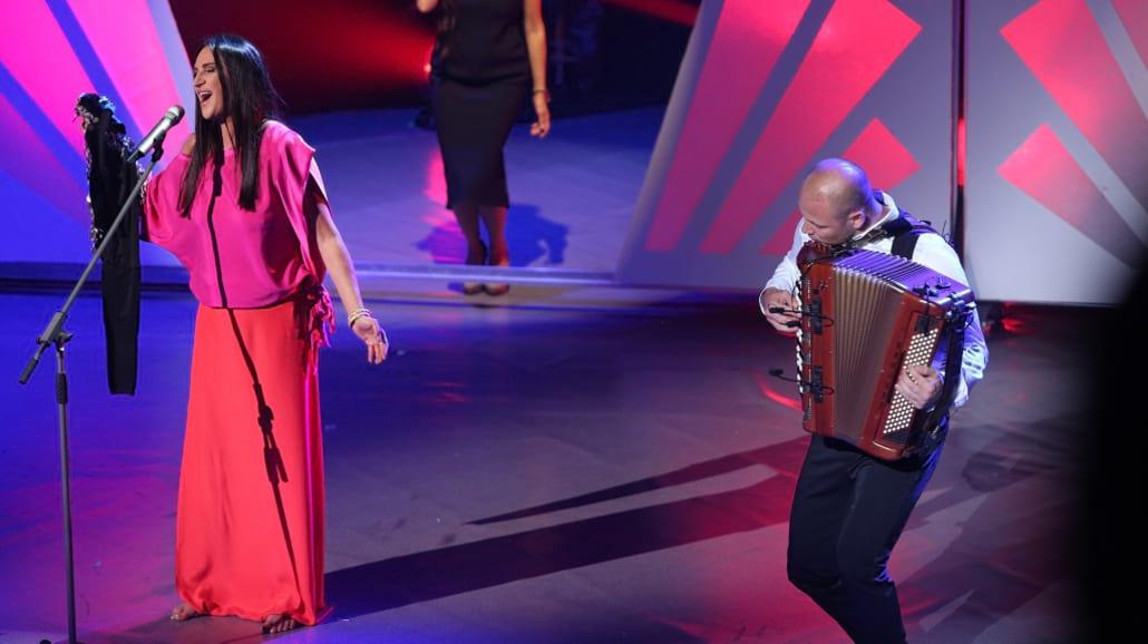 Kayah i Marian Opania wystapią w Teatrze Żydowskim