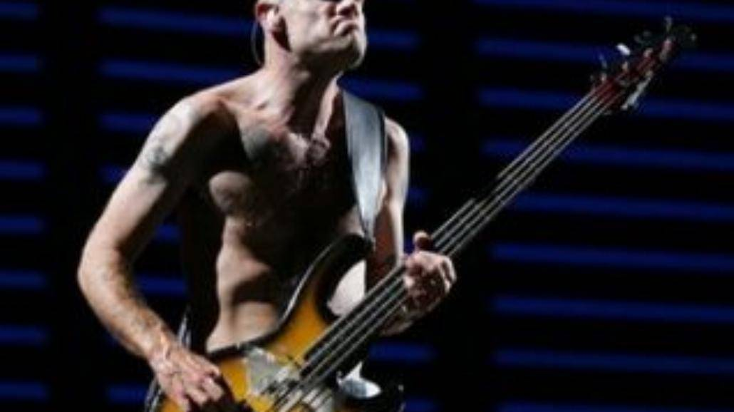 Flea, Rod Stewart i Ronnie Wood razem?