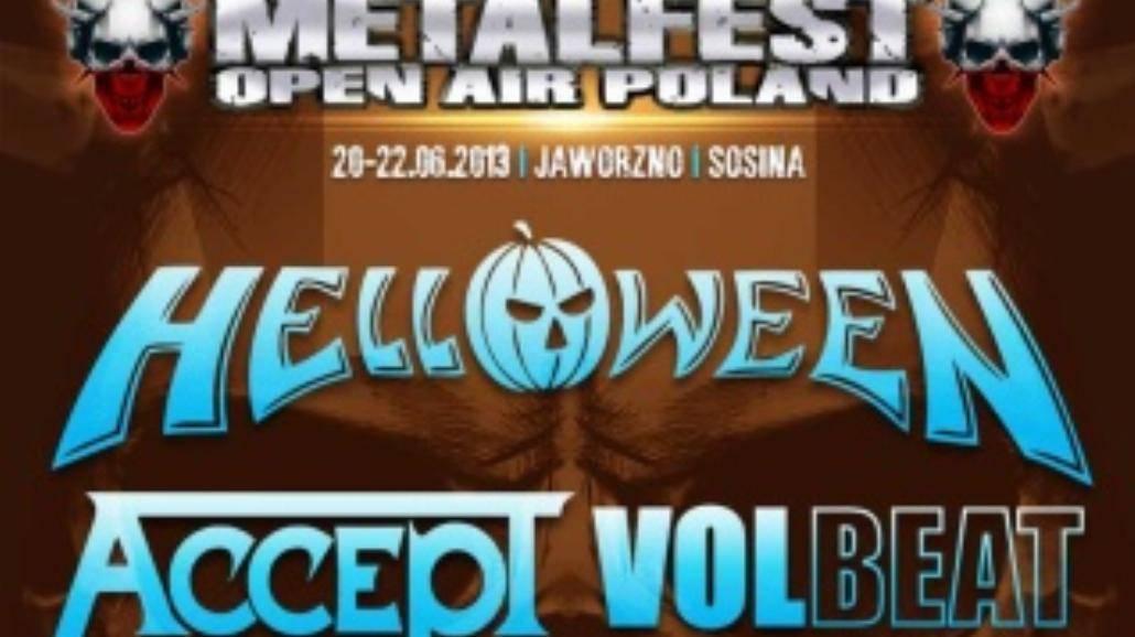 Kolejni arytści MetalFest 2013!