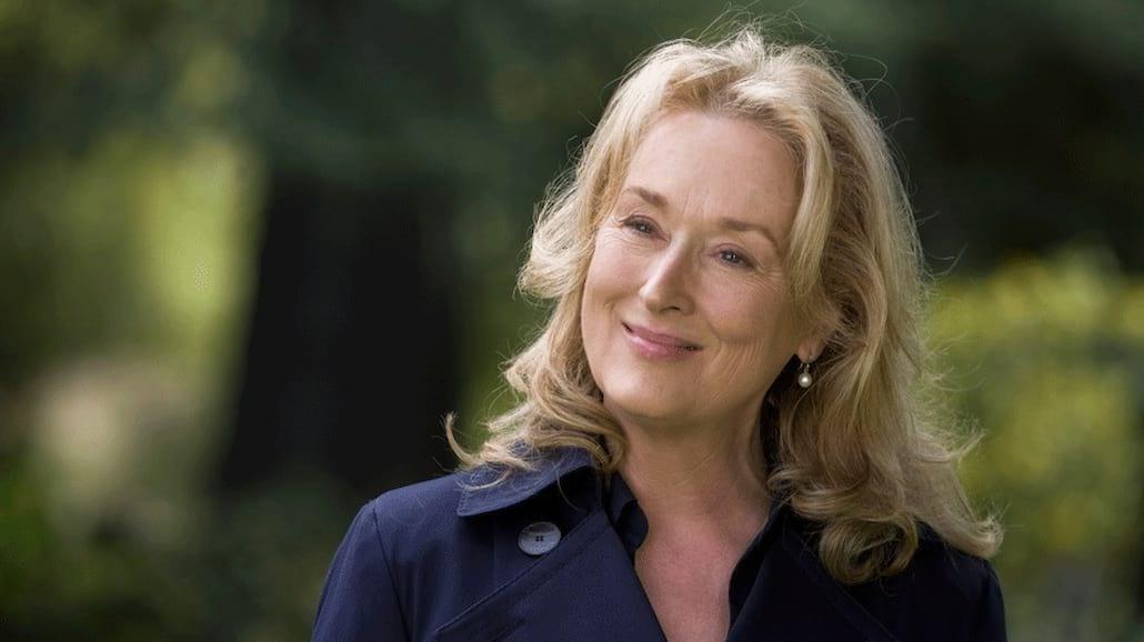 Meryl Streep zostanie wyróżniona na gali wręczenia Złotych Globów