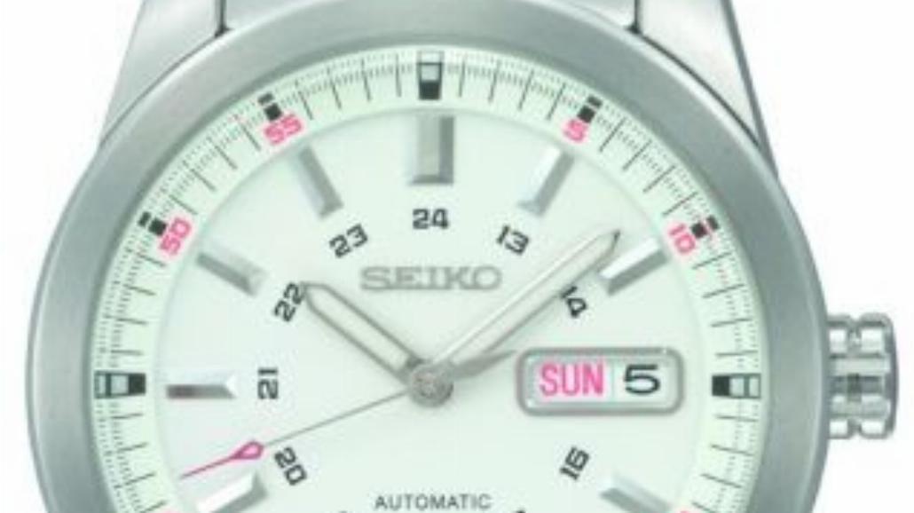 """""""Seiko"""" znaczy wyborny"""