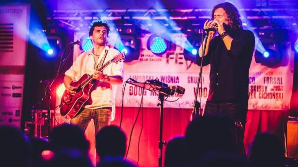 Bluesroads Festival. Zobacz zdjęcia z 1 dnia! [ZDJĘCIA]