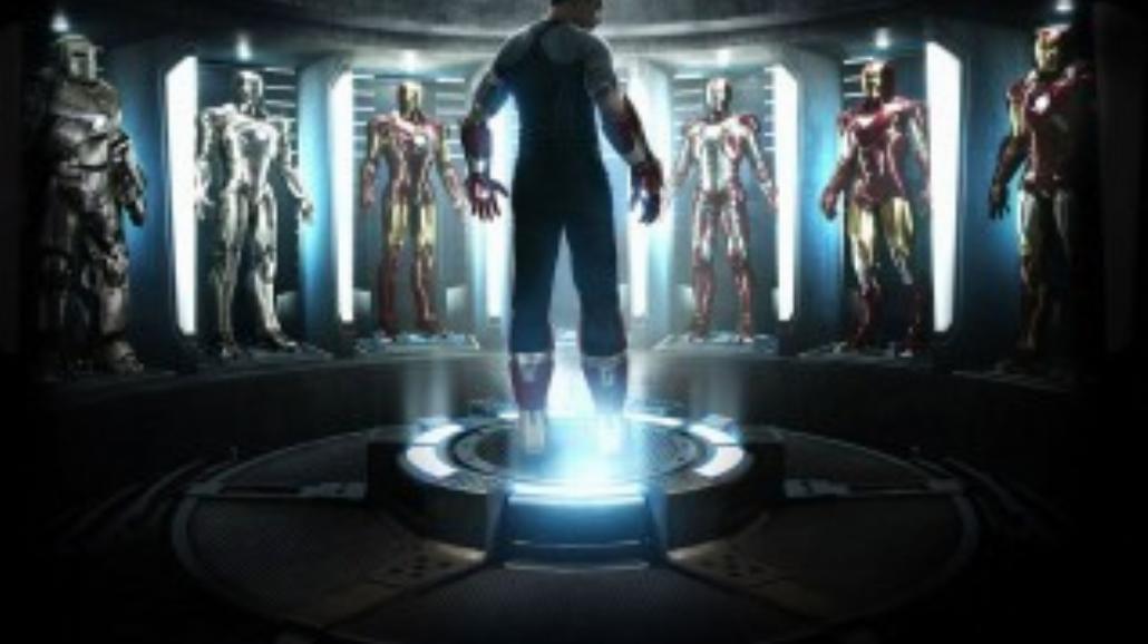 """""""Iron Man 3"""" na szczycie box office"""