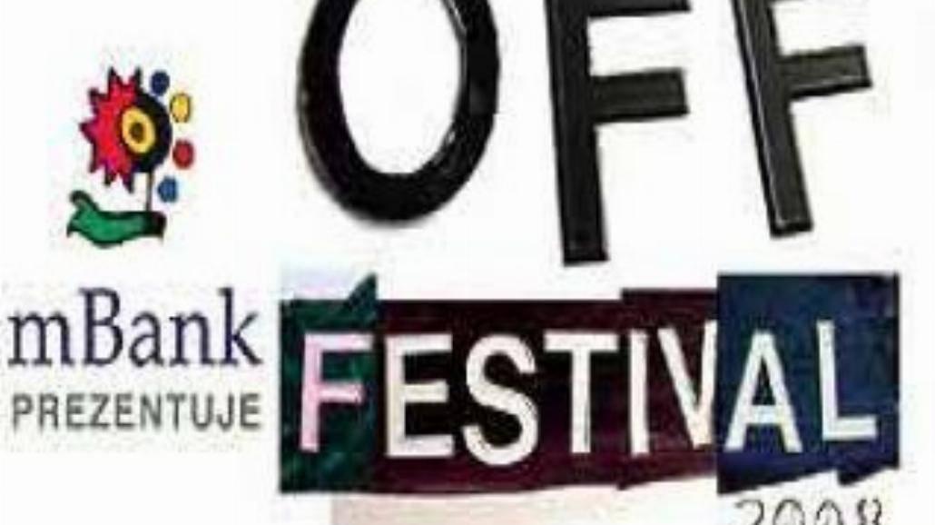 OFF Festival po raz trzeci