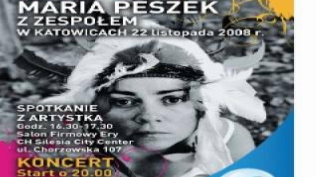 Maria Peszek oczaruje Śląsk?