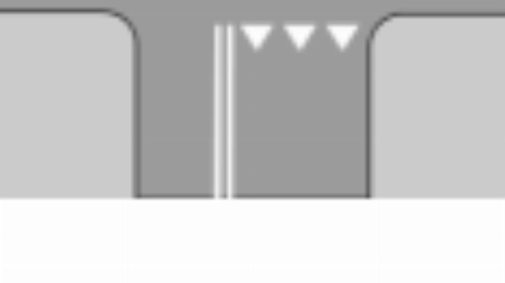"""P-13 """"linia warunkowego zatrzymania złożona z"""