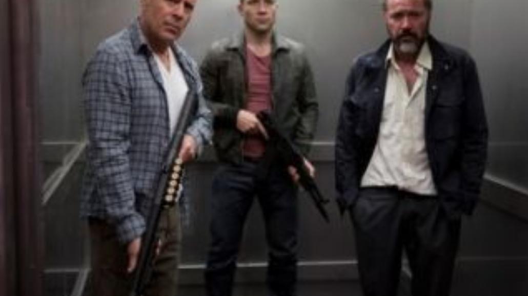 """""""Szklana pułapka 5"""" na szczycie box office"""
