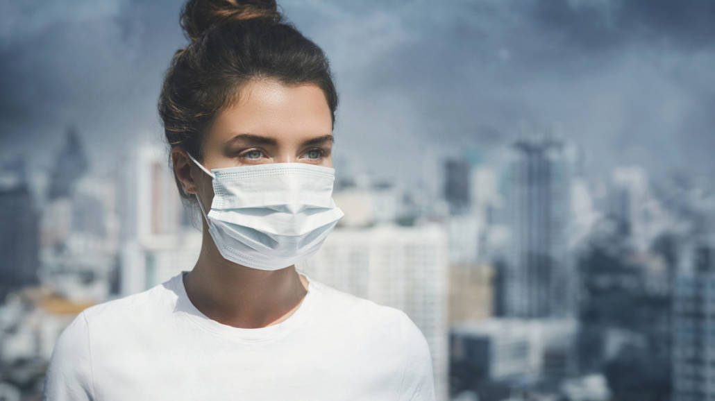 Koronawirus a jakość powietrza