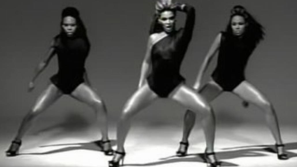 Beyonce razy 100! (video)