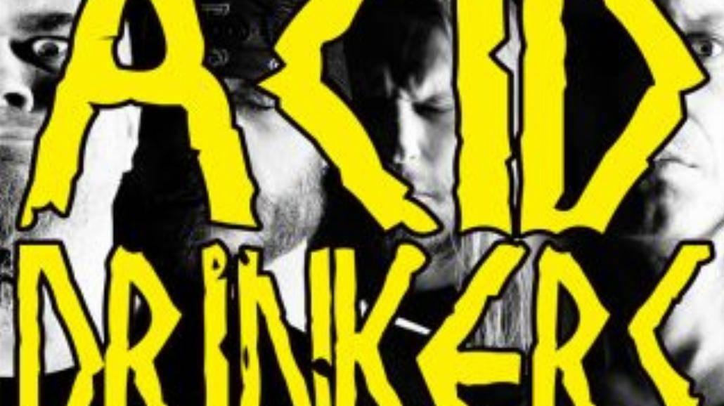 Acid Drinkers rozgrzeją Zieloną Górę
