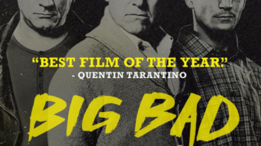 Tarantino: To najlepszy film 2013 roku
