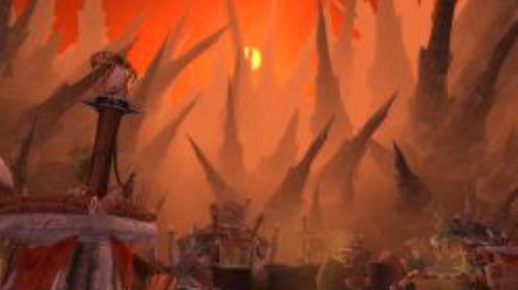 Nowe screeny z dodatku WoW: The Burning Crusade!
