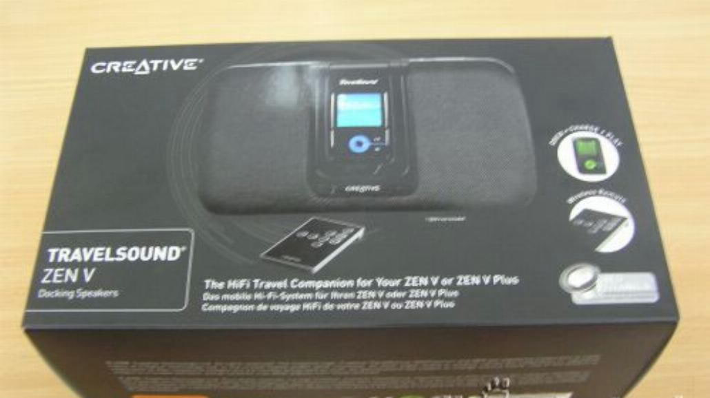 Test Creative TravelSound Zen V