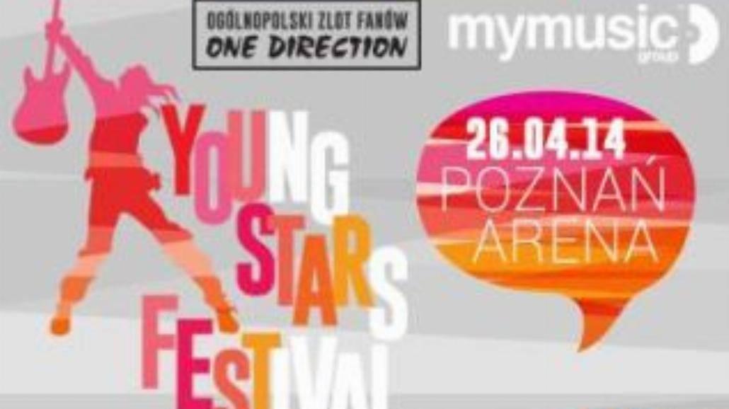 Festiwal Young Stars w Poznaniu [BILETY]