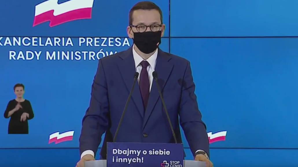 Strefa czerwona w całej Polsce. Są nowe zasady bezpieczeństwa i obostrzenia