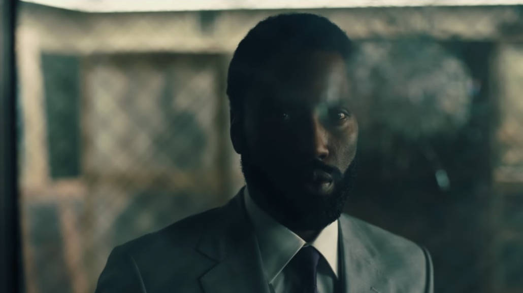 John David Washington - film Tenet