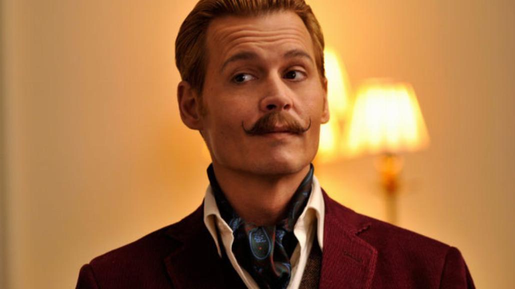 Johnny Depp najbardziej przepłacanym aktorem roku