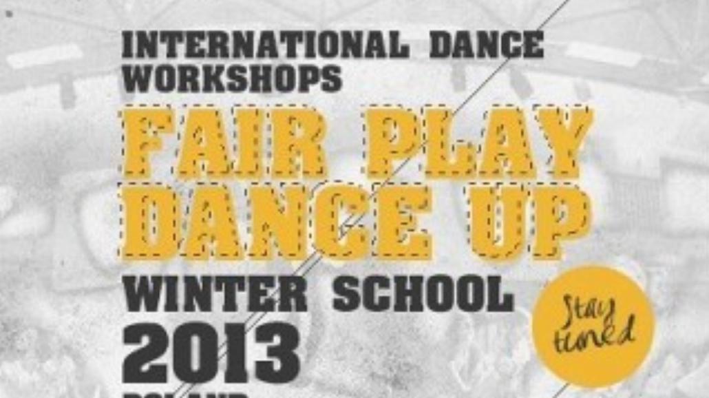 Raj dla roztańczonych, czyli Fair Play Dance Up