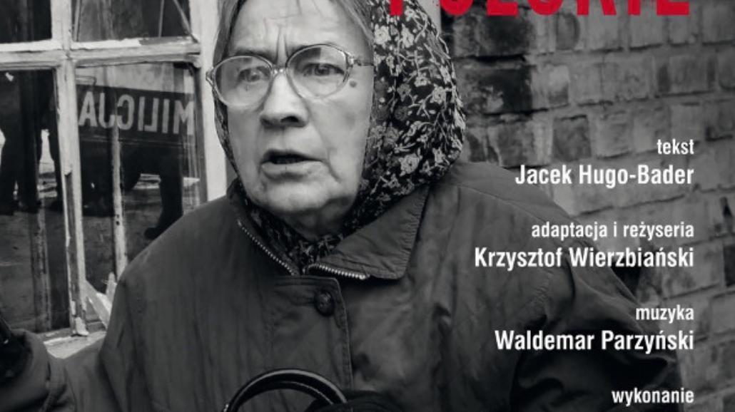 """""""Madonny polskie"""" - monodram Krystyny Wolańskiej wspomnieniem stanu wojennego"""