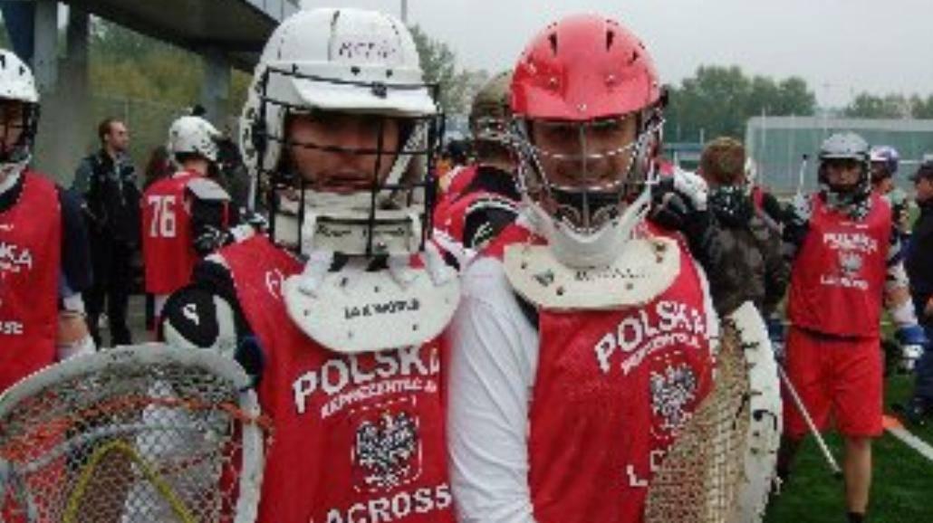 Polska daje radę w lacrosse