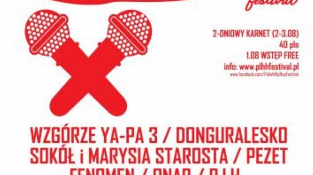 Za dwa tygodnie rusza Polish Hip-Hop Festival