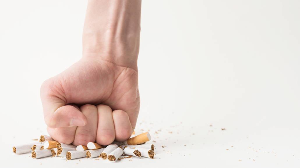 Sportowcu - rzuć palenie