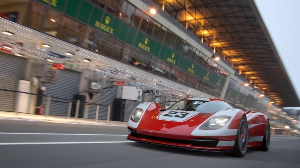 Porsche 917 Gran Turismo 7