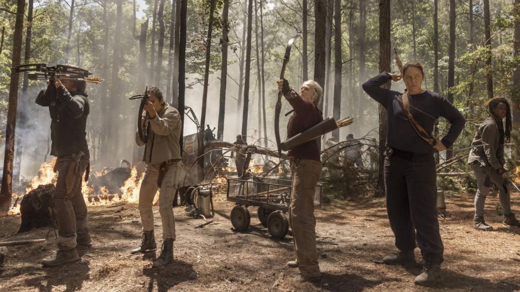The Walking Dead 10 sezon